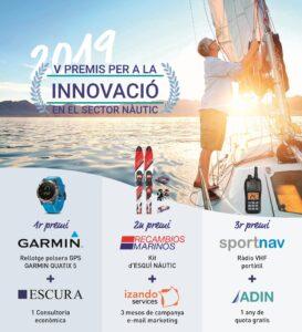 Escura, sponsor de los premios a la innovación en el sector náutico.